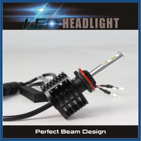 automobile & motorcycle h13 h1 h4 h7 h9 replace halogen bulb h11 led headlight