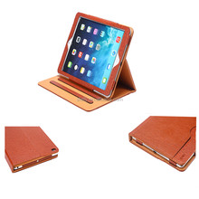 Discount Goods Promotion Ozaki leather phone case for ipad air