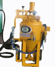 10% Discount American dustless blasting, Metal / Coil Material rust, paint remove wet blaster