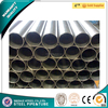 Round Welded Black Steel Pipe Price