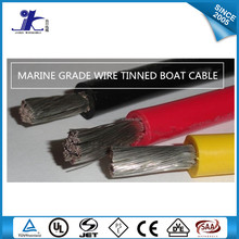 Marine 12 AWG UL Listed Boat Power Cable 600V Green 100 Ft Roll