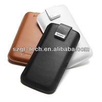 Cell case for iphone5, for iphone5 leather case