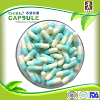 gastric soluble hard pill empty capsules