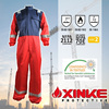 Eco friendly cotton fire retardant coverall