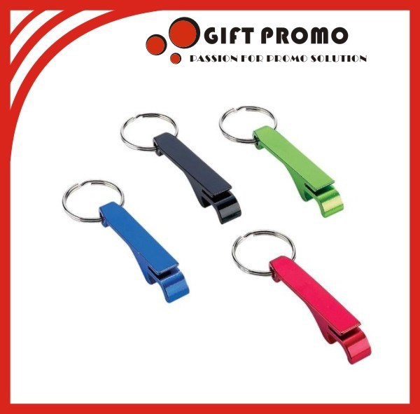 Promotional Metal Key Ring Bottle Opener