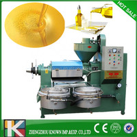 Commercial used oil press extraction equipment for soybean and sesame press