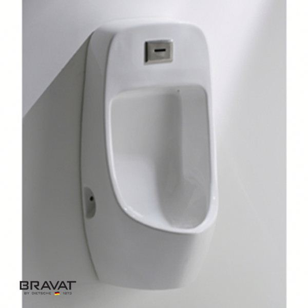 white standing urinal Modern design New design