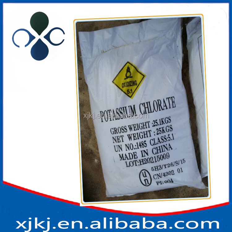 Chemical 3811-4-9 Potassium Chlorate 99.5%min for sale