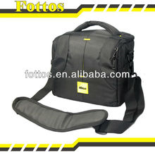 2013 New DSLR camera bag, fashion shoulder digital slr camera bag for Nikon D5100 D7000 D3100 D3S D300s D90 D80
