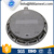 Pressure Testing Round Manhole Cover with lock