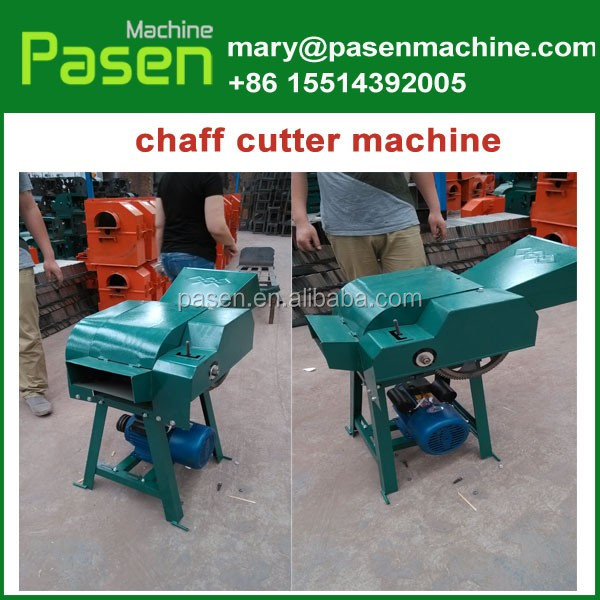 Professional electric animal feed grass cutting machine