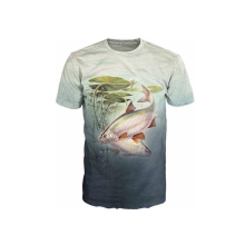 Wholesale tournament fishing T shirt Sublimated Fishing Shirts Australia