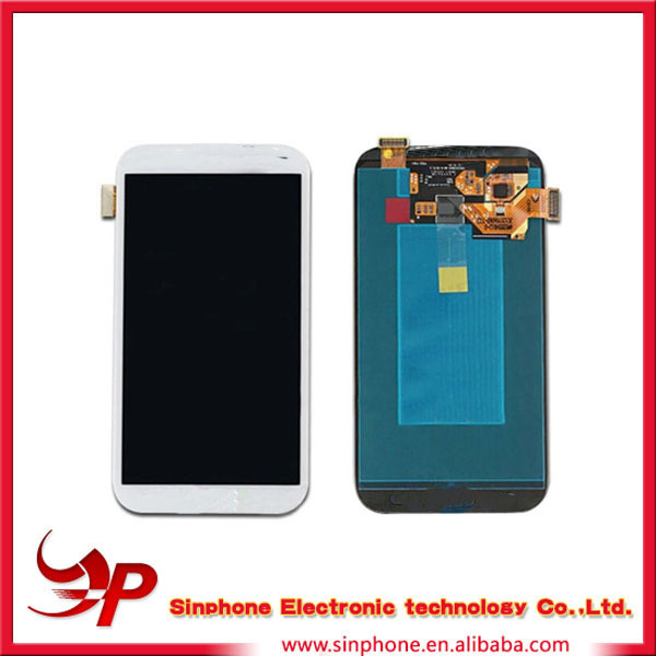 OEM LCD +Touch Screen Digitizer with Frame for Samsung Galaxy Note 2 N7100