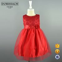 western short frocks lovely kid's wear young girls long party dresses little girl tutu wholesale