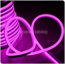 50m rool purple 12V DC neo neon led flexible neon strip light 5050 waterproof 2835 SMD trade assurance Wholesaler