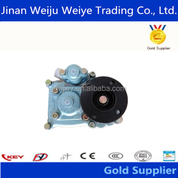 Hydraulic Dump Truck PTO Gear Box HW50 ,Power Steering Gear Box,Small Gear Box