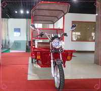 YF-T748V850W Electric passenger tricycle