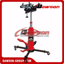 Hydraulic telescopic pump motor transmission jack