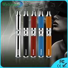Newest 650mAh battery dual quartz coil Yocan Evolve D herb vaporizer pen