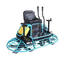Driving type used concrete power trowel machine