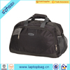 trendy travel bag with shoe compartment