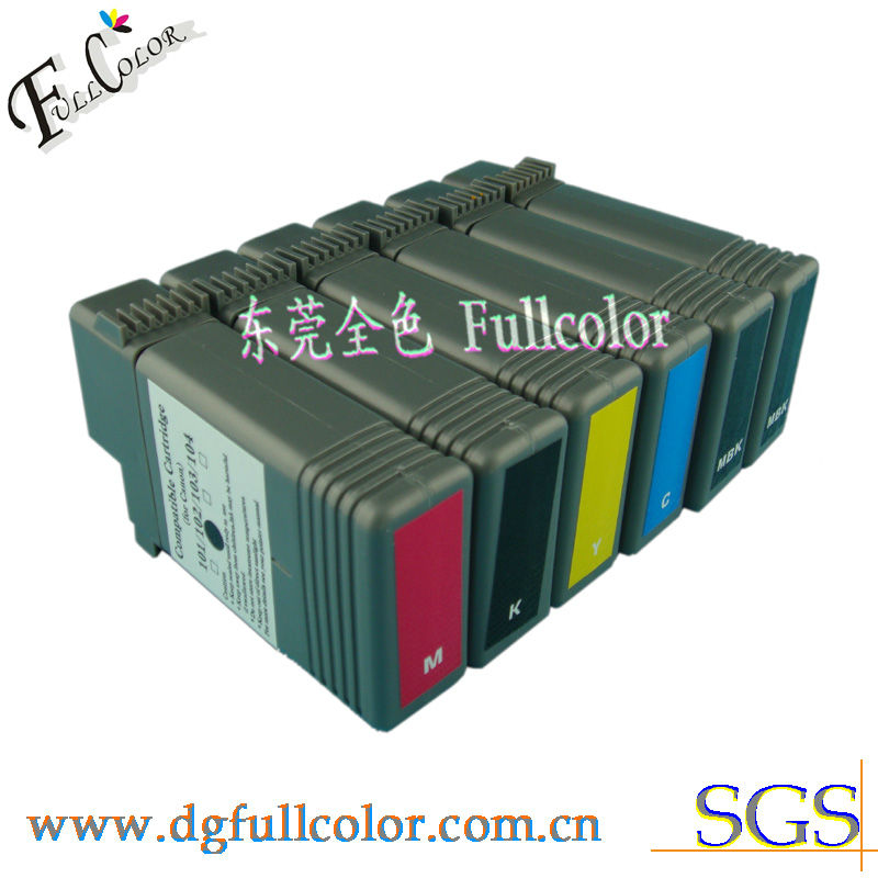 2013 wholesale pfi-102 compatible ink cartridge for canon 500/510