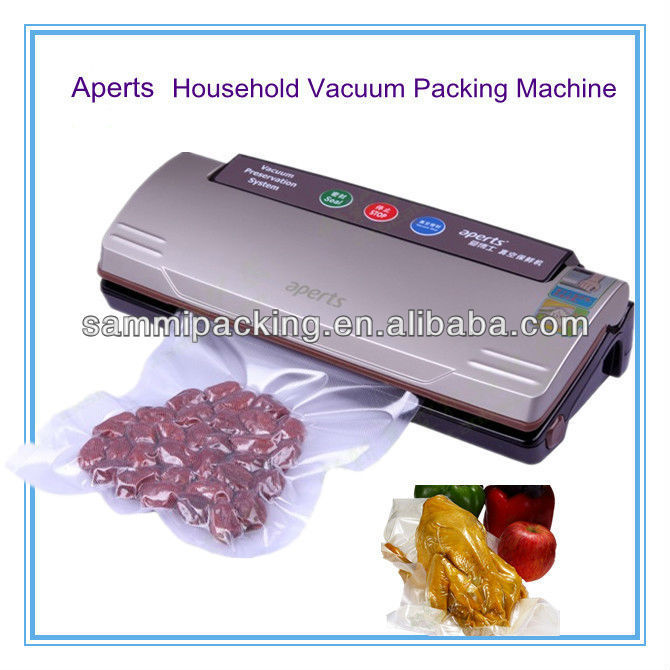 APS5192GB small vacuum pack sealer for meat/food/fish