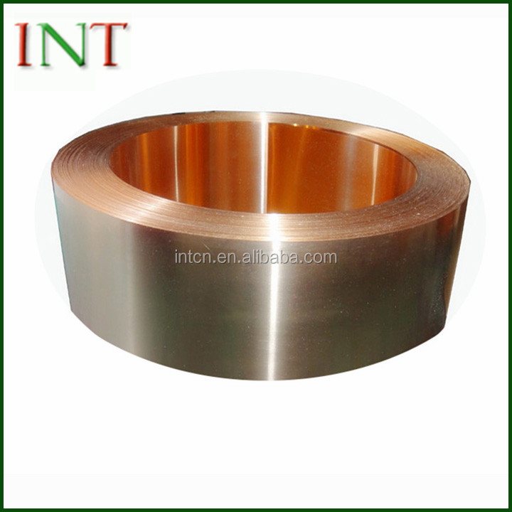 Chinese factory low price Phosphor copper alloy bronze strip