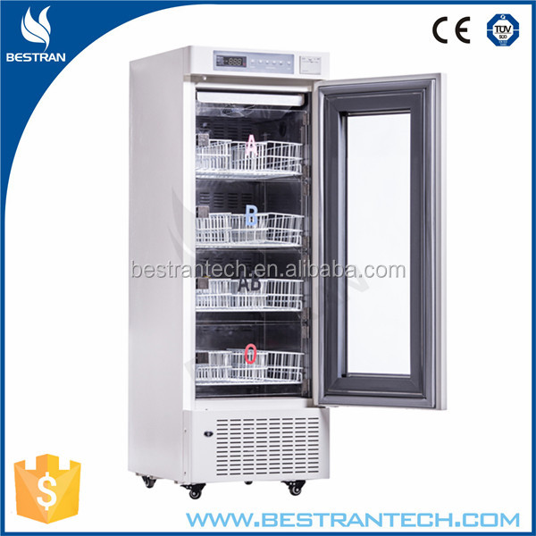 Hospital medical blood sample storage microbiology laboratory equipment