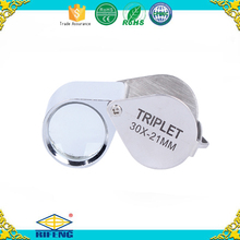 30X 21mm Jewelry Eye Loupe Magnifier Magnifying Glass