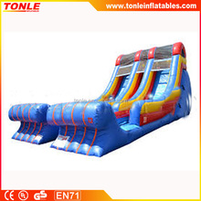 giant inflatable Blazer Wave water slide for sale