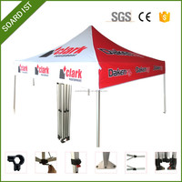 10x10 ez up canopy tent/fire proof tent fabric with 1 year color keep outside