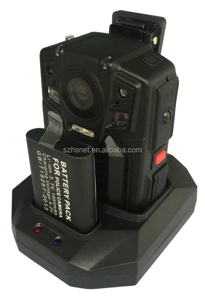 andriod/ ISO mobile phone remote controled hd 1080p police body mounted cameras