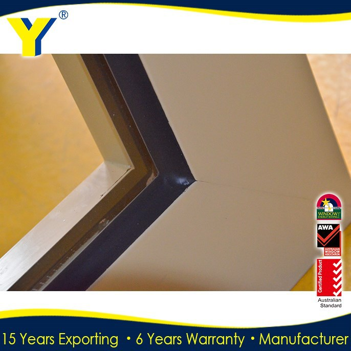 Aluminum window and door manufacturing offer euro type top hinged window