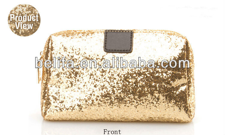 Square Cosmetic Bag, Cosmetic Pouch,bling Make up Case