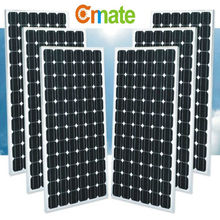 High quality and inexpensive 100 watt solar module solar panel