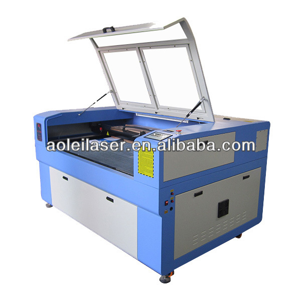 High performance hobby wood laser cutting machine