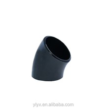 Butt welded carbon steel gas elbow pipe fittings