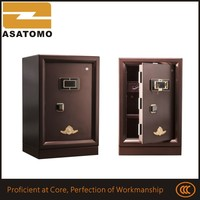 Economic electronic cheap safes fingerprint luxury lock gun safe box with handle