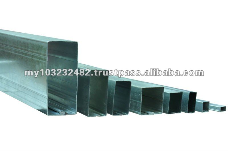 UNI-Interlocked Galvanized Steel Pipe