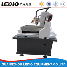 Alibaba hot sale LD-4040 model making machine with water tank /table moving metal CNC router