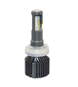 V2 type 55W 72W h15 led canbus headlight bulb with OSRAM chips