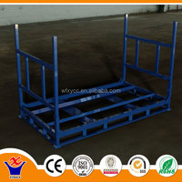 free standing warehouse double tire rack