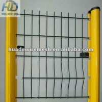 Modular fence,welded panel