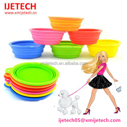 Durable silicone pet bowl wholesalers of dog supplies