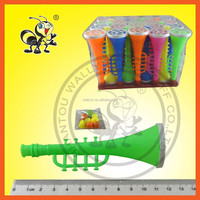 Sweet Candy with Interest Toy Trumpet