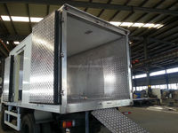 light box truck/ LIGHT TRUCK WITH CARGO BOX, T king truck/Tipo Europanel