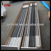 rod type silicon carbide sic heating element for electroncis