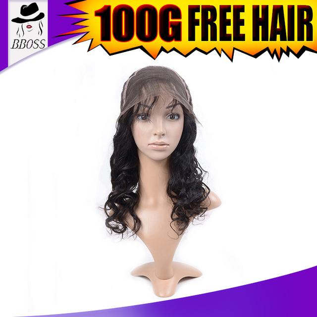 BBOSS virgin peruvian full lace wig,u part human hair wig deep wave peruvian virgin hair wigs,supply peruvian hair u part wig