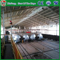 High efficiency palm oil mill machines
